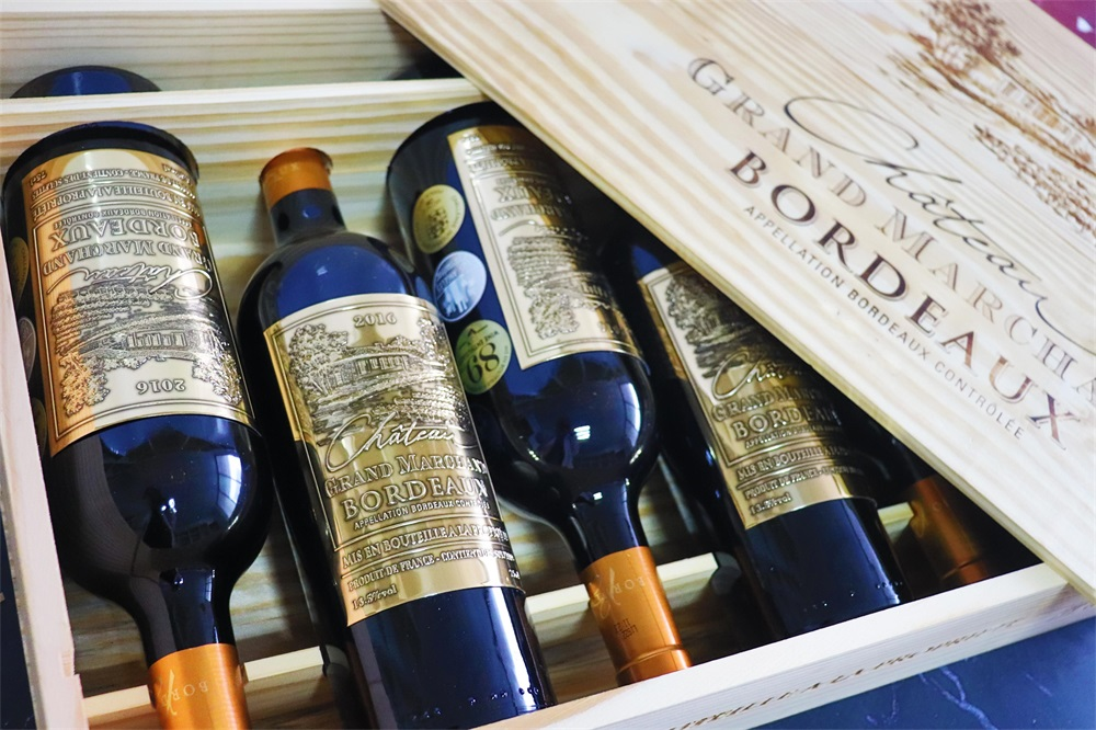 进口葡萄酒加盟生意有没有发展