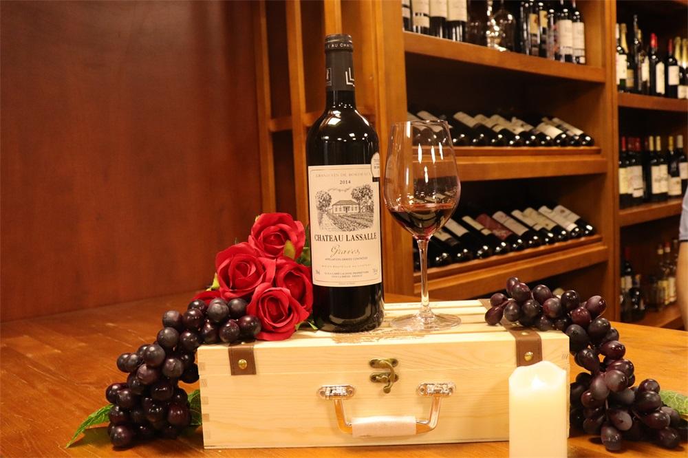 法国红酒专卖店有没有钱赚