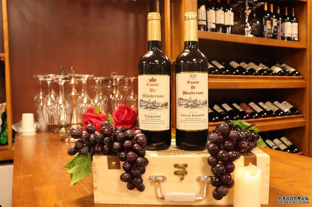 开家法国葡萄酒店怎样做赚钱
