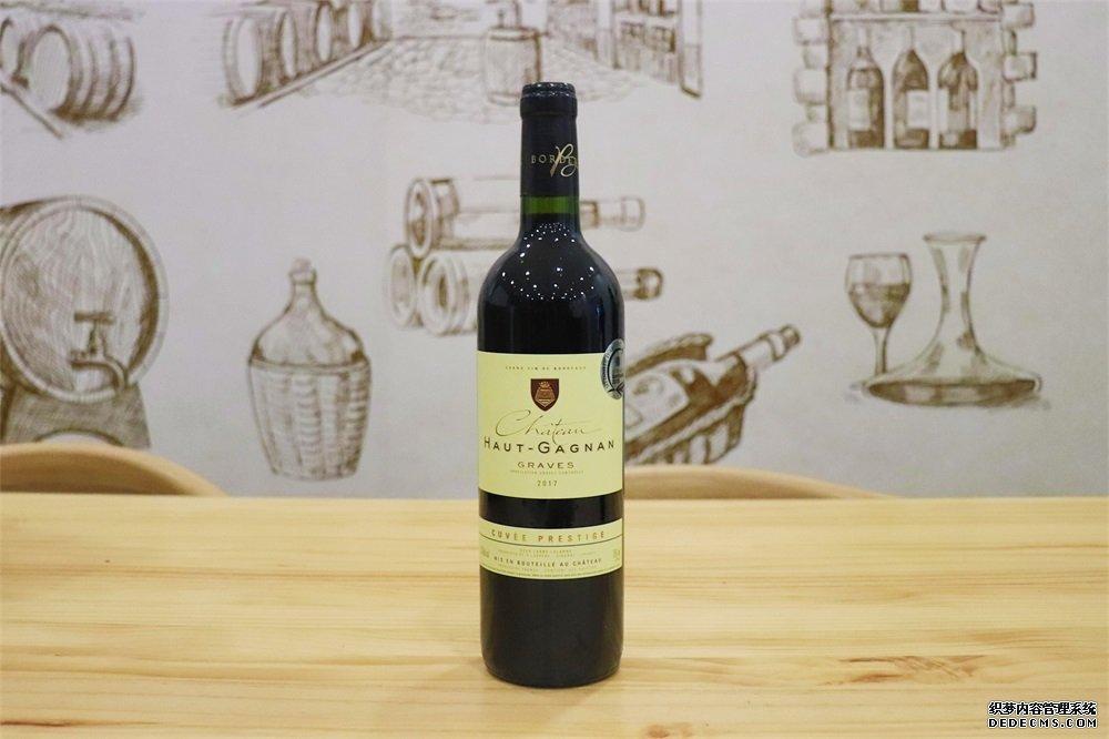法国红酒代理生意需花费多少钱