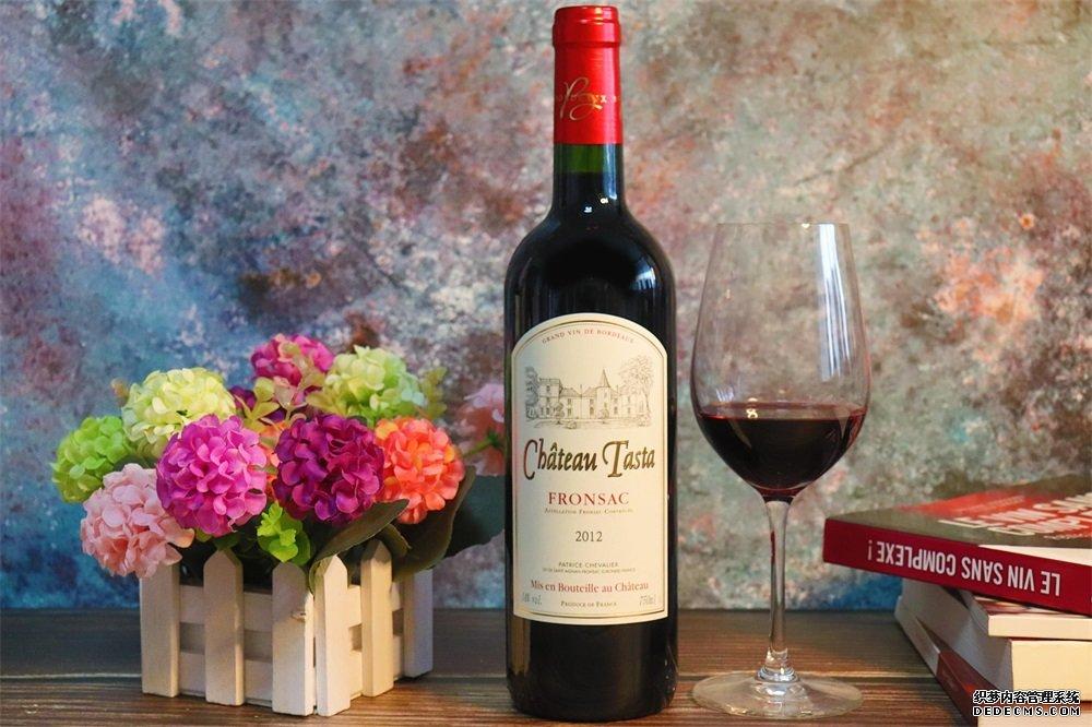 做法国红酒批发生意的市场好不好