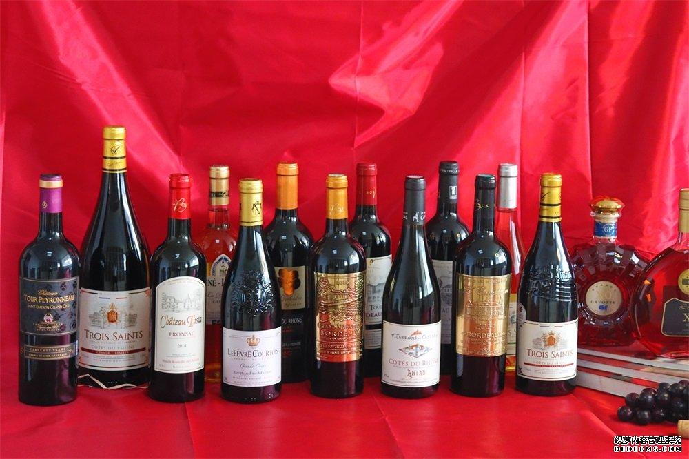 要代理哪种品牌适合红酒生意
